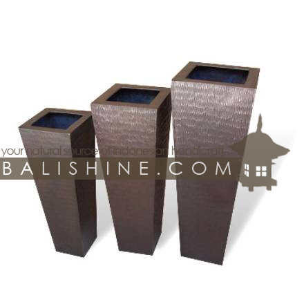 Balishine indonesian handicraft item vase 12jas53463 for Bali decoration accessories