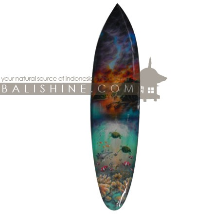 This Decorative Surf Board is a part of the wall-decoratives collection, click to learn more about it